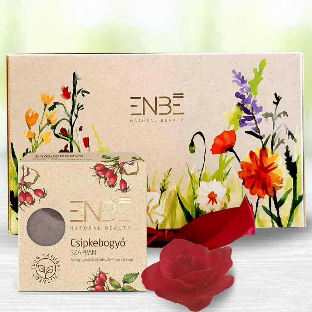 Csipkevirág ajándékcsomag ENBÉ